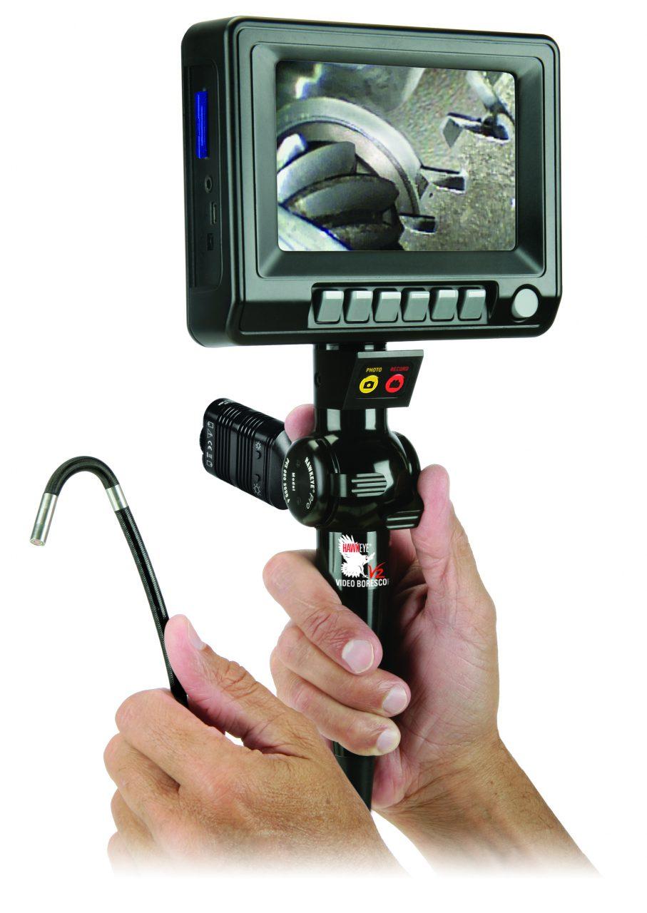 V2 Video Borescope